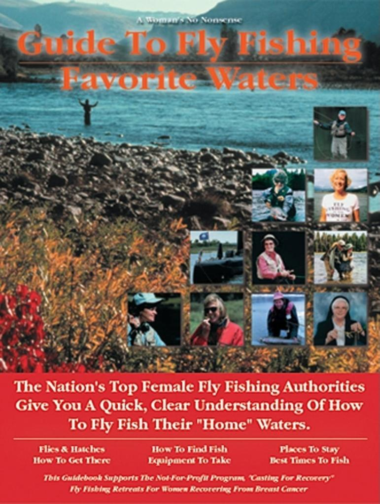 Woman's Guide to Fly Fishing Favorite Waters als Taschenbuch