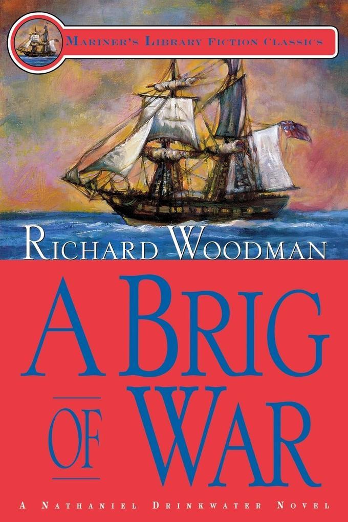 A Brig of War als Taschenbuch