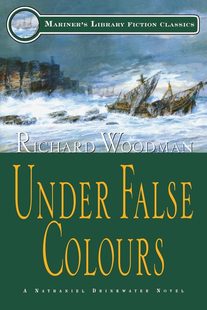 Under False Colours: #10 a Nathaniel Drinkwater Novel als Taschenbuch
