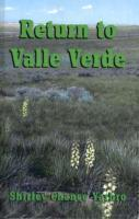 Return to Valle Verde als Buch