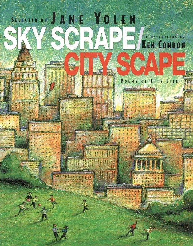 Sky Scrape/City Scape: Poems of City Life als Buch