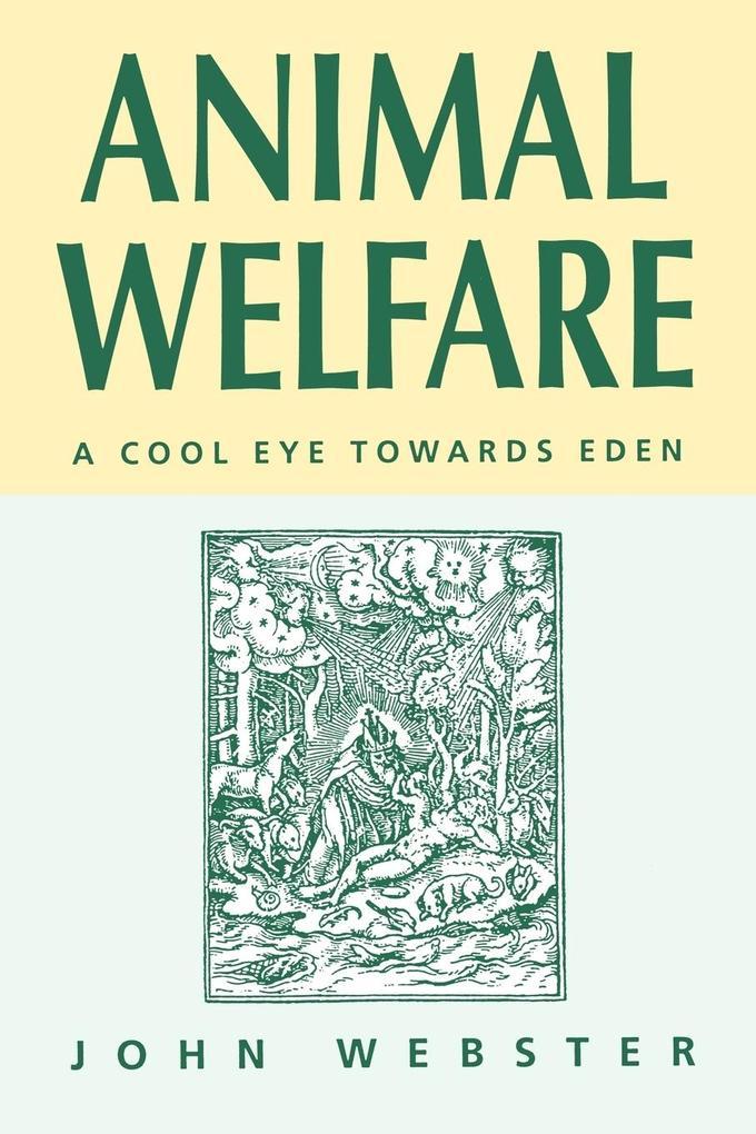 Animal Welfare als Buch