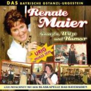 Gstanzl N,Witze Und Humor als CD