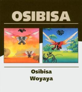 Osibisa/Woyaya als CD