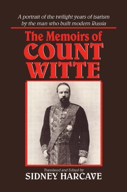 Memoirs of Count Witte als Buch