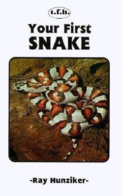 Your First Snake als Taschenbuch
