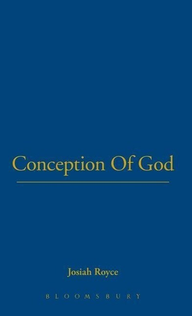 Conception of God als Buch