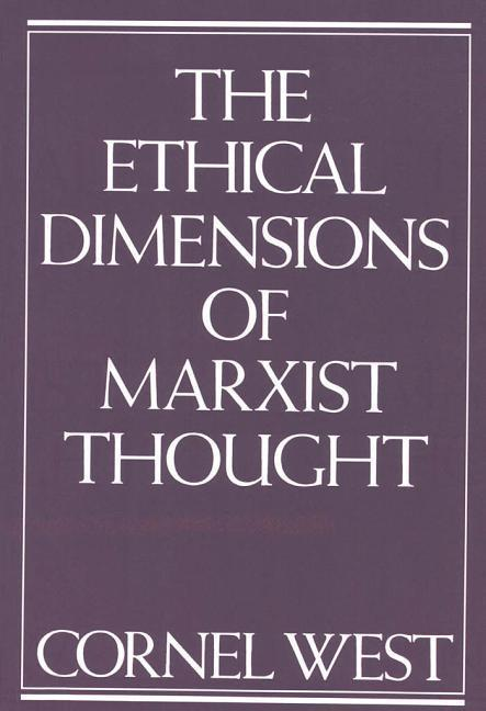 Ethical Dimensions of Marxist Thought als Taschenbuch