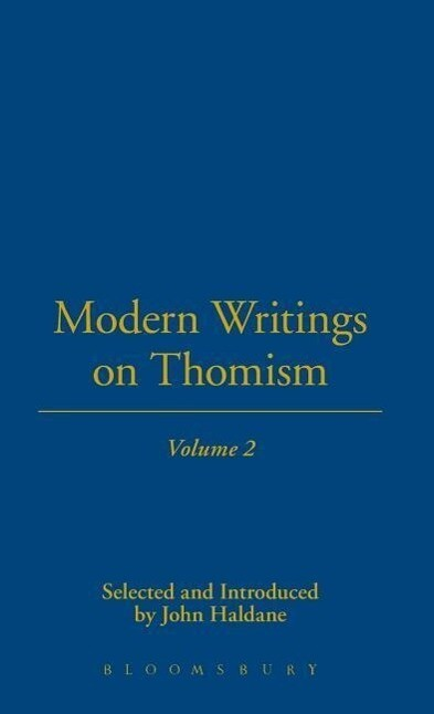 Modern Writings on Thomism als Buch