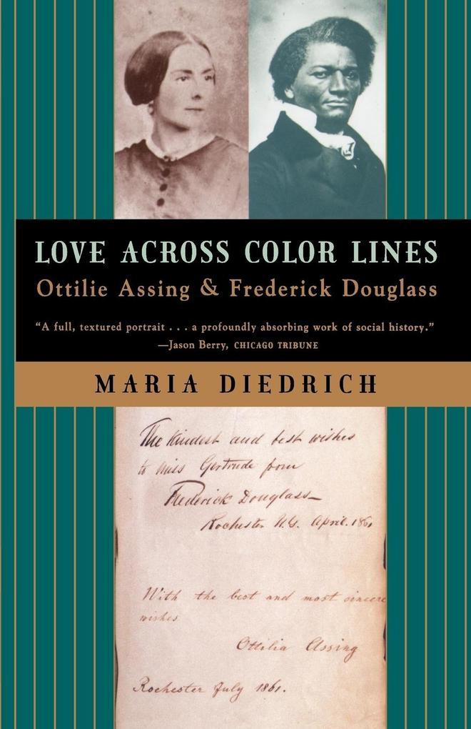 Love Across Color Lines als Taschenbuch