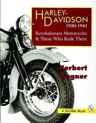 Harley Davidson Motorcycles, 1930-1941 als Taschenbuch