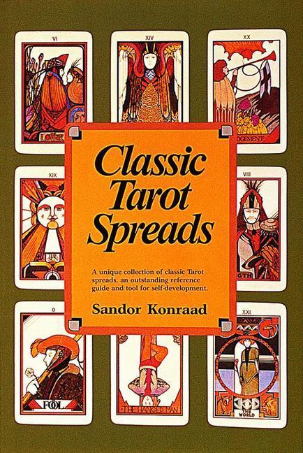 Classic Tarot Spreads als Taschenbuch
