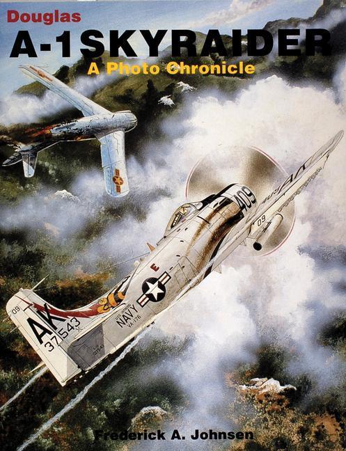 Douglas A-1 Skyraider als Taschenbuch