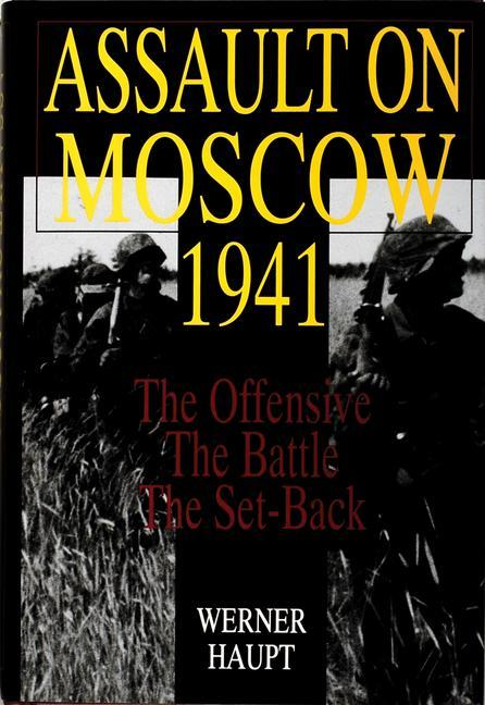 Assault on Moscow 1941 als Buch