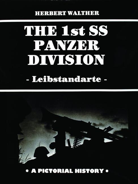 The 1st SS Panzer Division als Buch