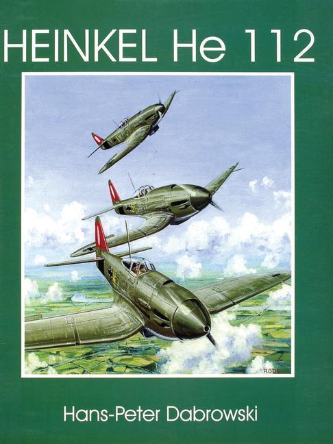 Heinkel He 112 als Taschenbuch