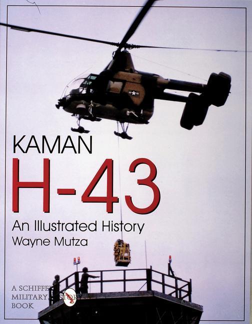 Kaman H-43 als Taschenbuch