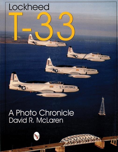 Lockheed T-33 als Taschenbuch