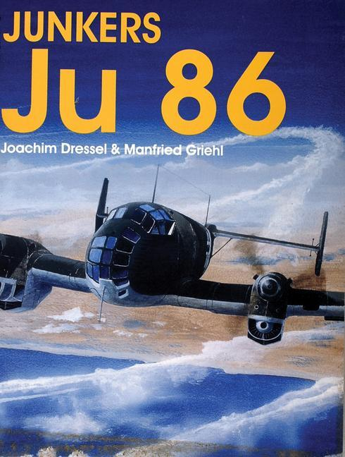 Junkers Ju 86 als Taschenbuch