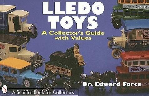 Lledo Toys als Taschenbuch