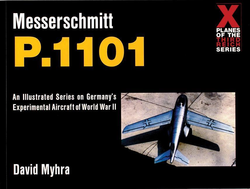 Messerschmitt P.1101 als Taschenbuch