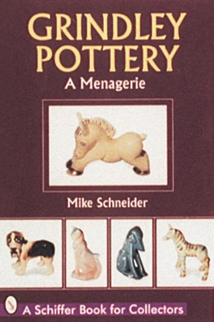 Grindley Pottery als Taschenbuch