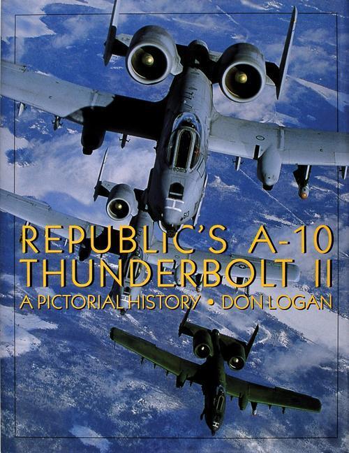 Republic's A-10 Thunderbolt II als Buch