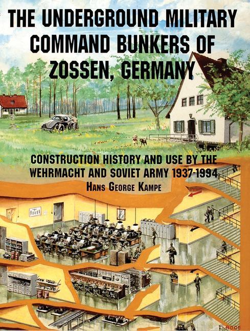 Underground Military Command Bunkers of Zossen, Germany als Taschenbuch