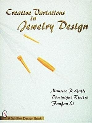 Creative Variations in Jewelry Design als Buch
