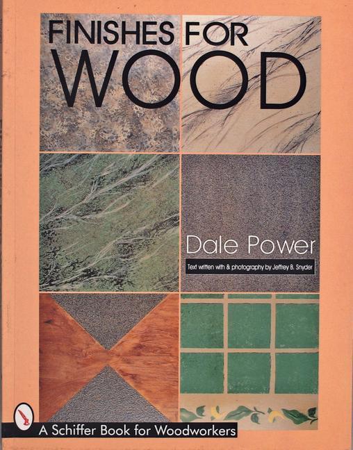 Finishes for Wood als Taschenbuch