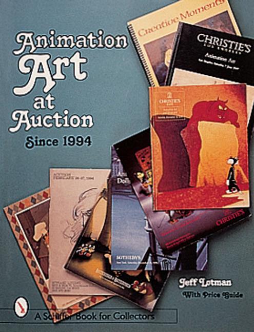 Animation Art at Auction als Buch