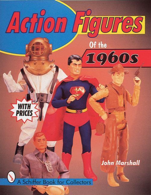 Action Figures of the 1960s als Taschenbuch