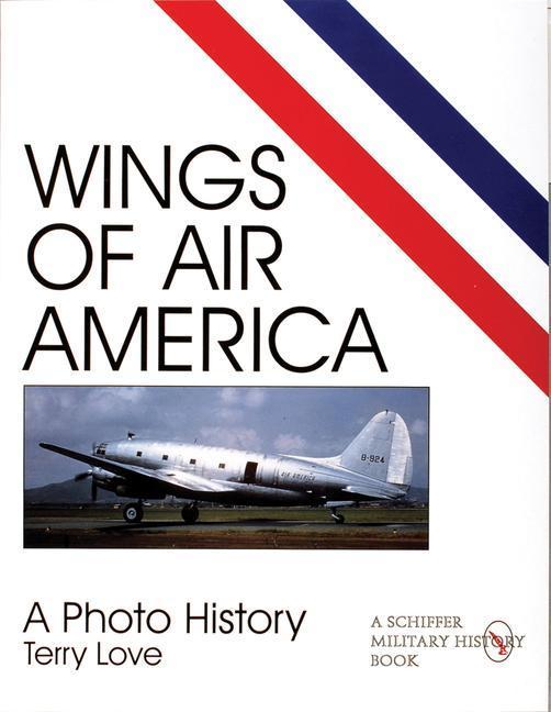 Wings of Air America als Taschenbuch