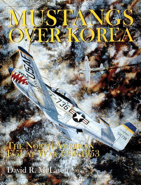 Mustangs Over Korea als Buch
