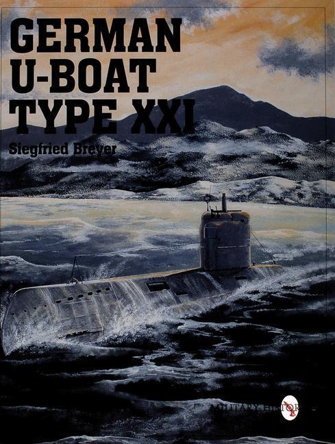 German U-Boat Type XXI als Taschenbuch