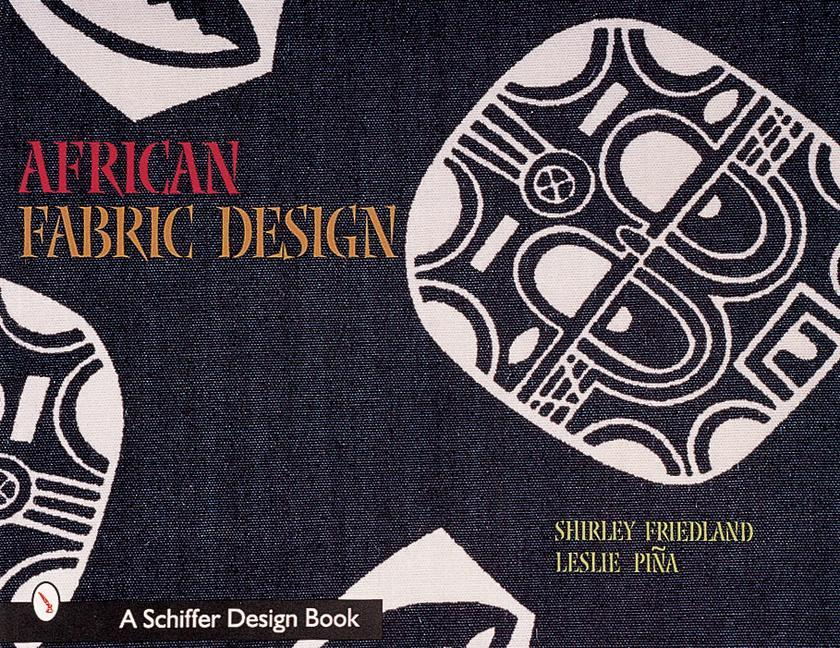 African Fabric Design als Taschenbuch