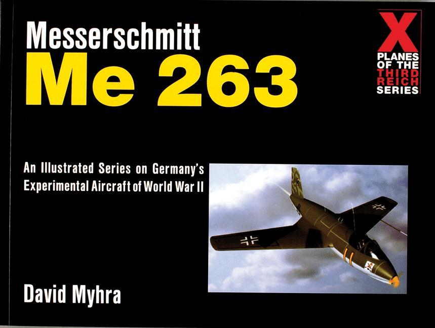 Messerschmitt Me 263 als Taschenbuch