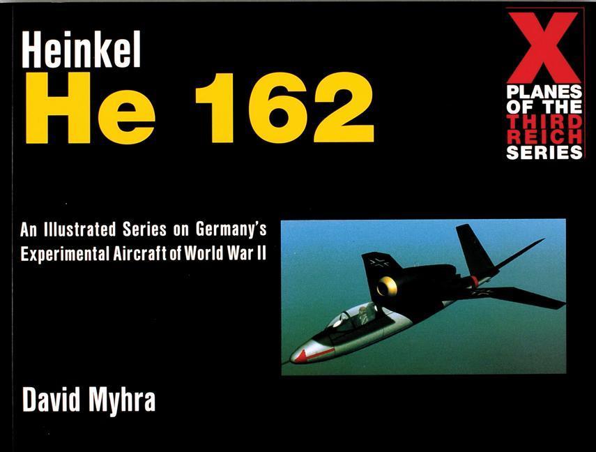 Heinkel He 162 als Taschenbuch