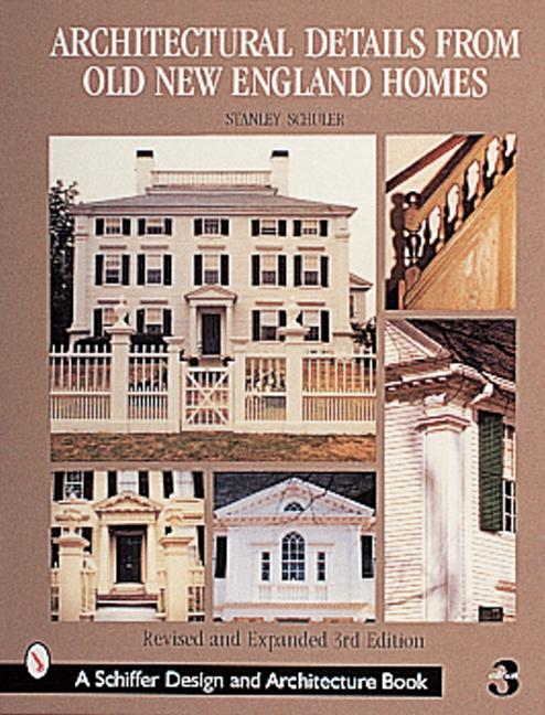 Architectural Details from Old New England Homes als Taschenbuch