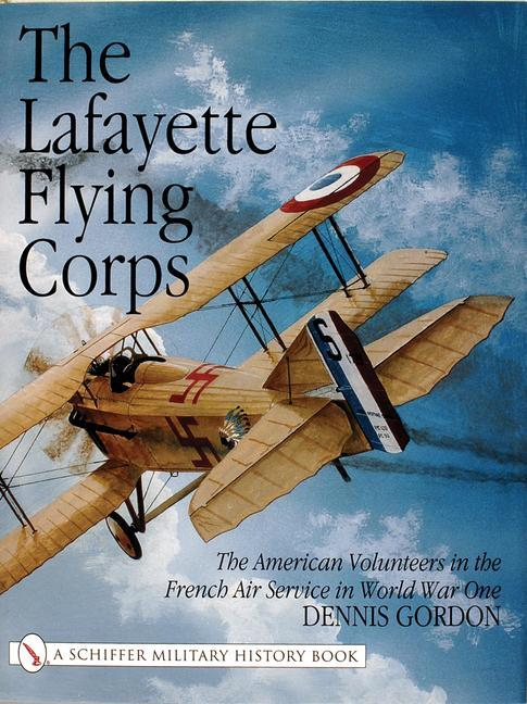 Lafayette Flying Corps als Buch