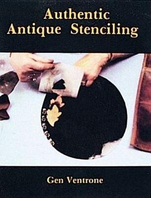 Authentic Antique Stenciling als Taschenbuch