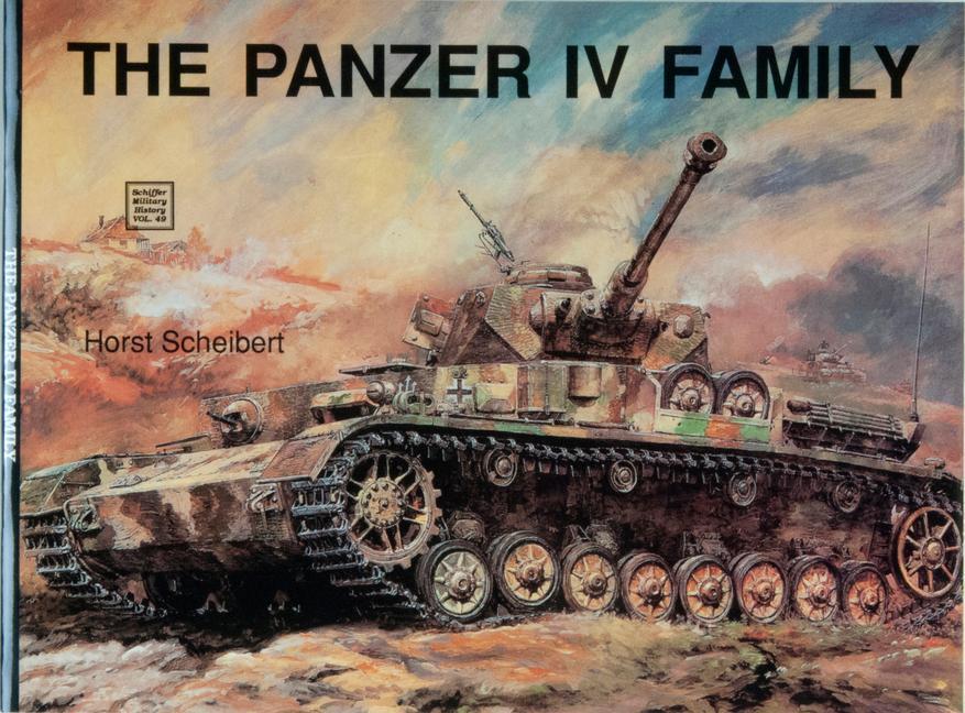 The Panzer IV Family als Taschenbuch