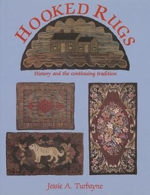 Hooked Rugs als Buch