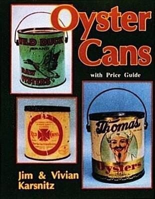 Oyster Cans als Taschenbuch