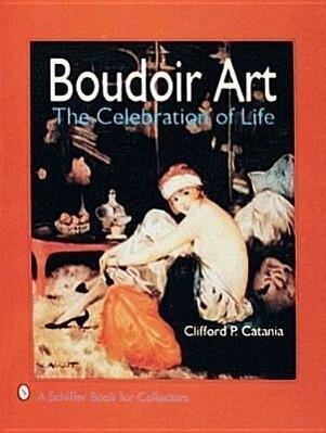 Boudoir Art als Buch