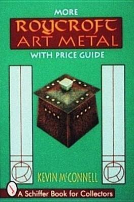 More Roycroft Art Metal als Taschenbuch