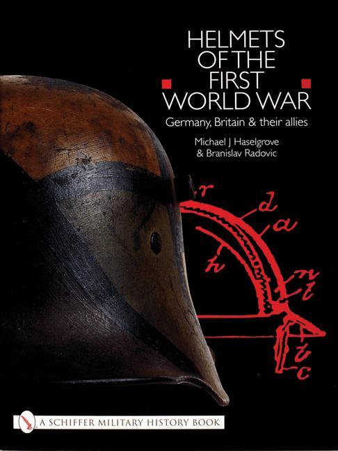 Helmets of the First World War als Buch