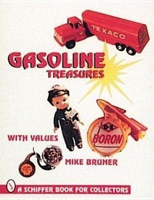 Gasoline Treasures als Taschenbuch