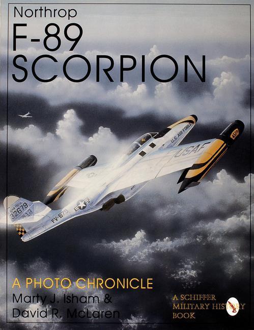 Northrop F-89 Scorpion als Taschenbuch