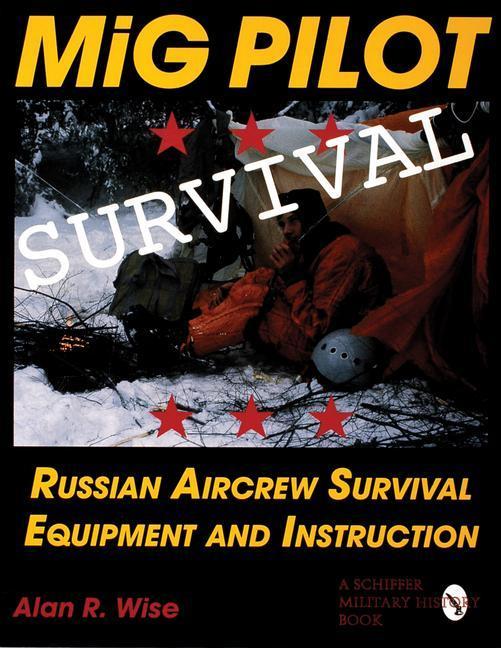 MiG Pilot Survival als Buch